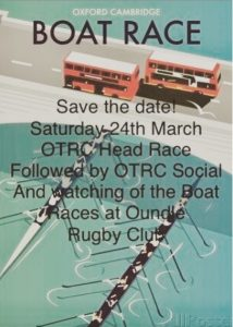 OTRC Head Race