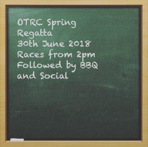 OTRC Summer Regatta & BBQ Social